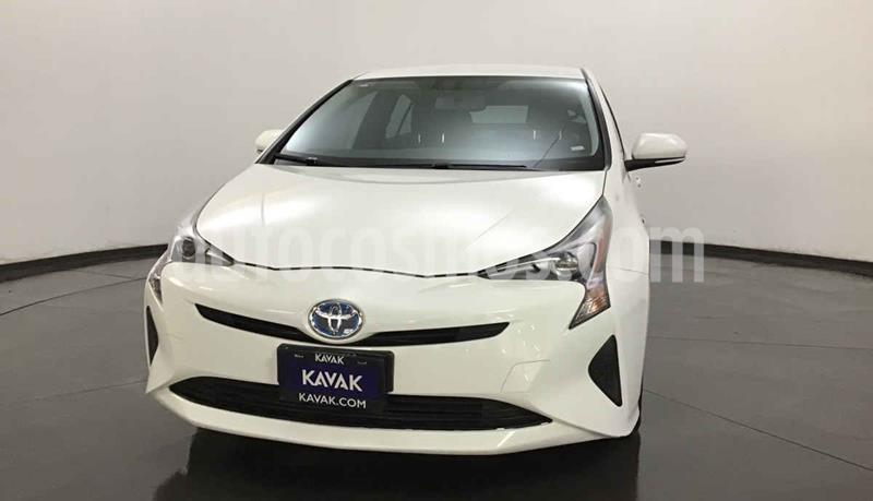 Toyota Prius BASE usado (2017) color Blanco precio $319,999