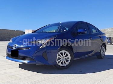 Toyota Prius BASE usado (2017) color Azul precio $290,000