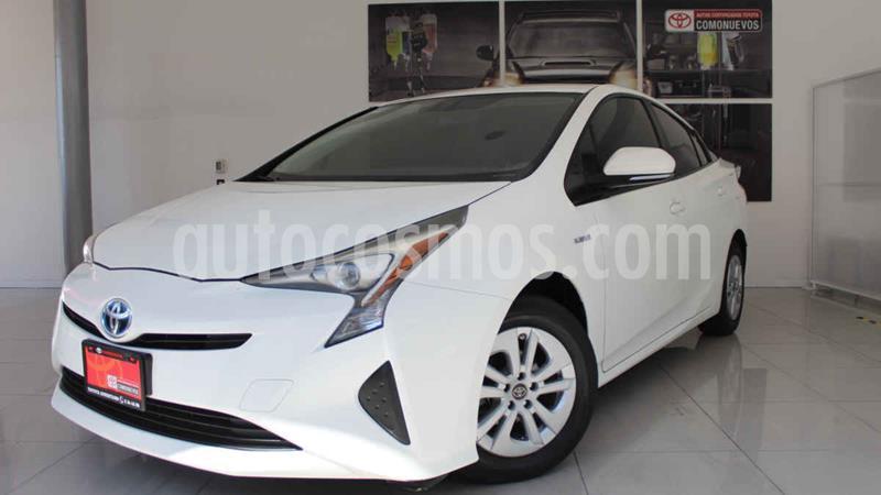 Toyota Prius BASE usado (2017) color Blanco precio $250,000