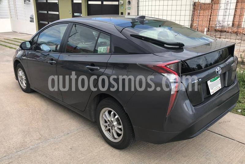 Toyota Prius Premium usado (2016) color Gris precio $256,000