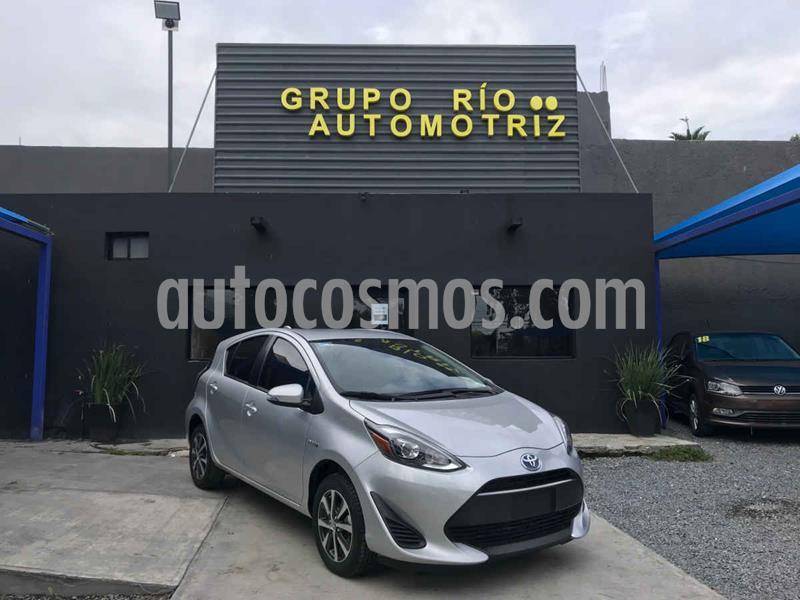 Toyota Prius 1.5L usado (2018) color Plata precio $269,000