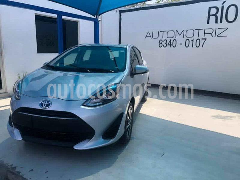 Toyota Prius 1.5L usado (2019) color Plata precio $279,000