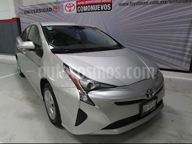 Toyota Prius Premium usado (2016) color Plata precio $275,000