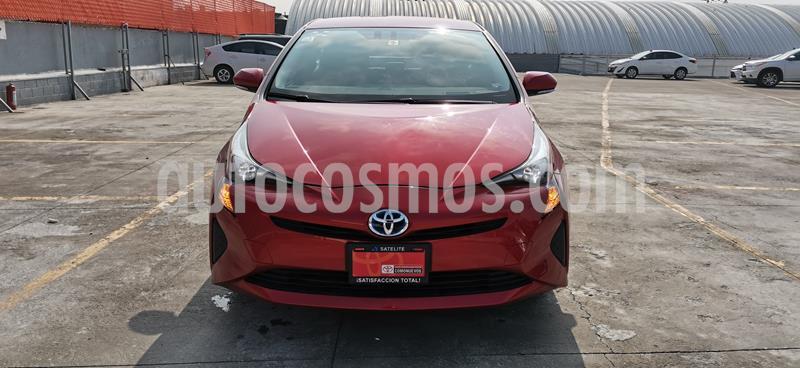 Foto Toyota Prius Premium usado (2016) color Rojo precio $315,000