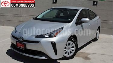 Toyota Prius BASE usado (2019) color Plata precio $350,000
