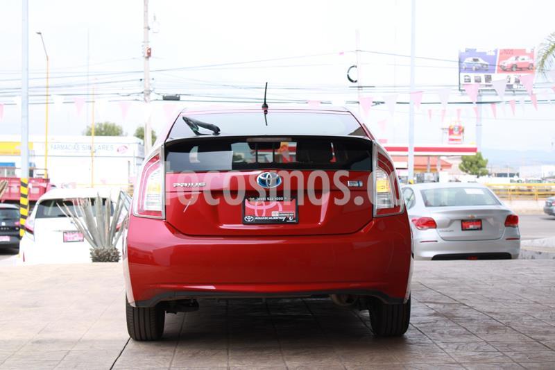 Toyota Prius BASE usado (2015) color Rojo precio $230,000