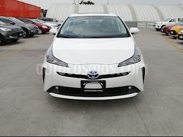 Toyota Prius Premium usado (2020) color Blanco precio $455,000