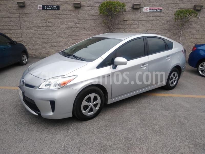 Toyota Prius BASE usado (2015) color Plata precio $180,000