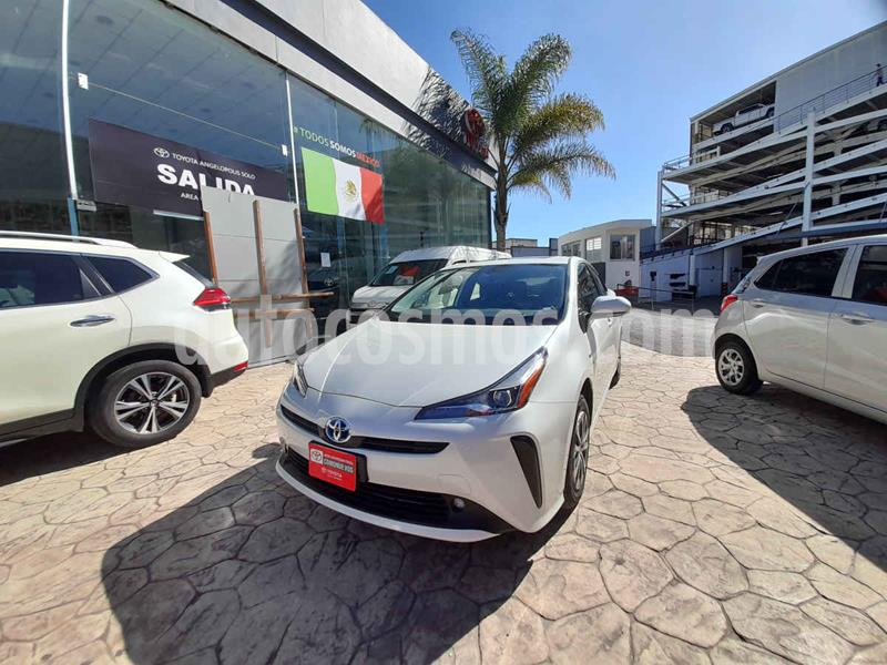 Toyota Prius Premium usado (2020) color Blanco precio $438,000
