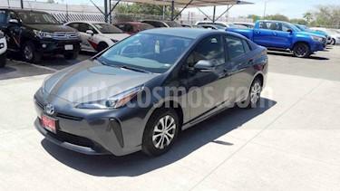Toyota Prius 5p Base CVT usado (2020) color Gris precio $360,000