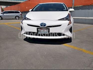 foto Toyota Prius BASE usado (2017) color Blanco Perla precio $299,000