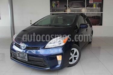 Toyota Prius 5p Base Hibrido L4/1.8 Aut usado (2015) color Azul precio $210,000