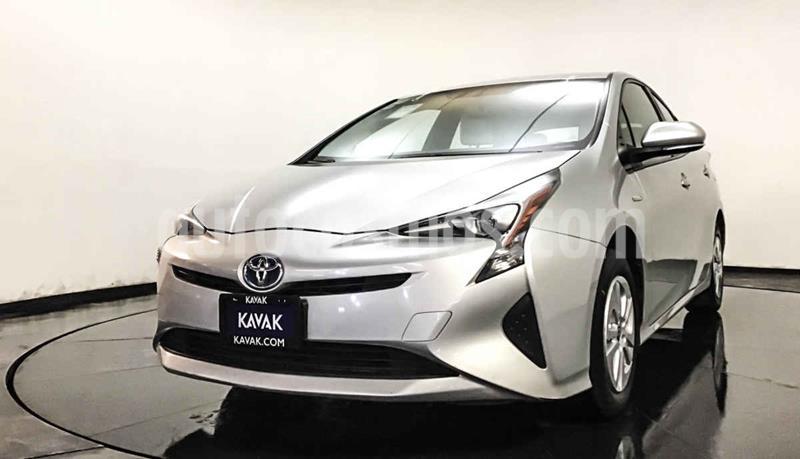 Toyota Prius Premium SR usado (2016) color Gris precio $274,999