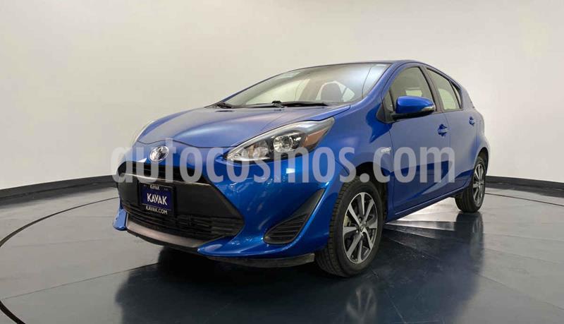 Toyota Prius 1.5L usado (2018) color Azul precio $282,999