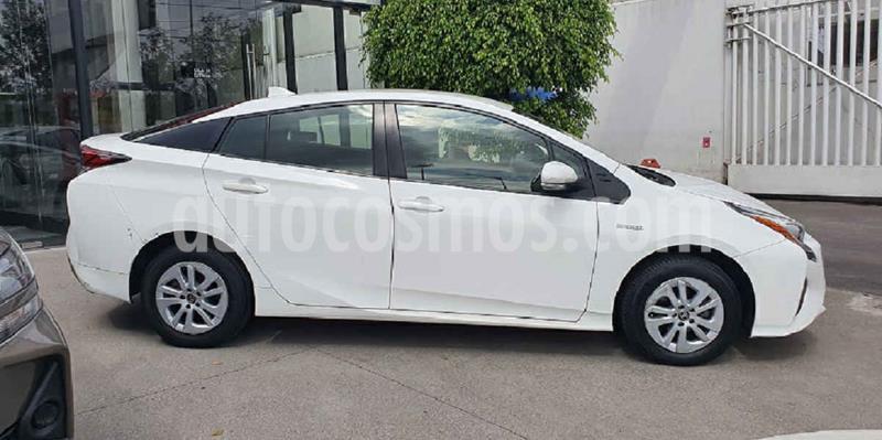 Toyota Prius BASE usado (2016) color Blanco precio $264,000