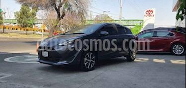 Toyota Prius 5p C Hibrido L4/1.5/Aut usado (2019) color Gris precio $309,000