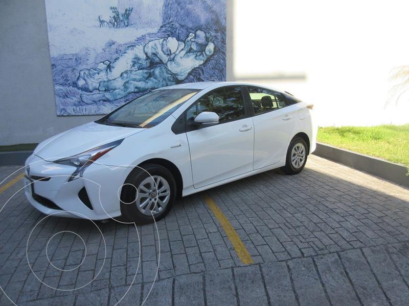 Foto Toyota Prius BASE usado (2016) color Blanco precio $279,000