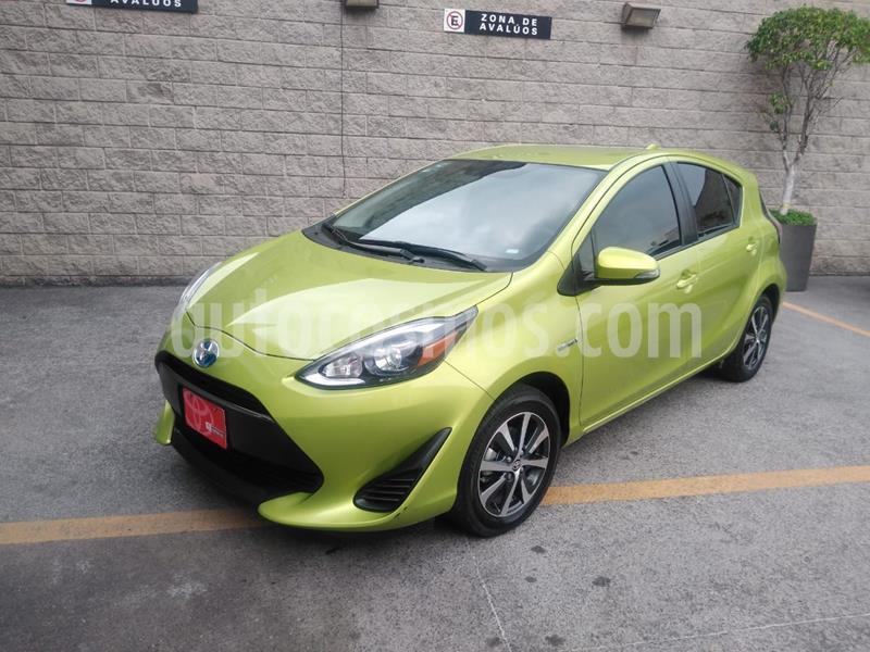 Toyota Prius BASE usado (2019) color Verde precio $299,000