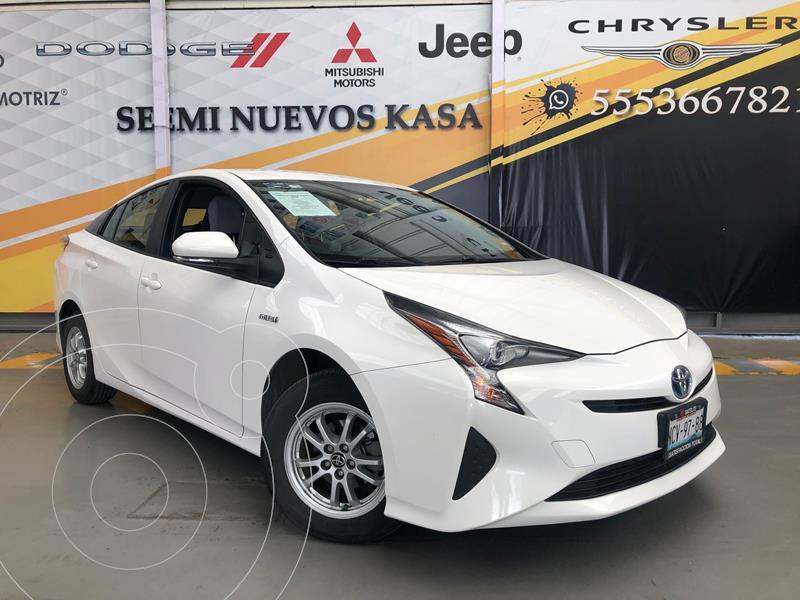 Foto Toyota Prius BASE usado (2018) color Blanco precio $290,000