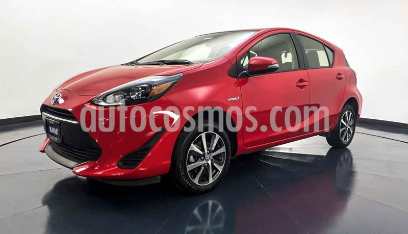 Toyota Prius 1.5L usado (2018) color Rojo precio $287,999