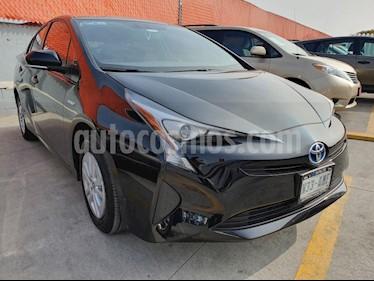 Toyota Prius Premium usado (2017) color Negro precio $365,000