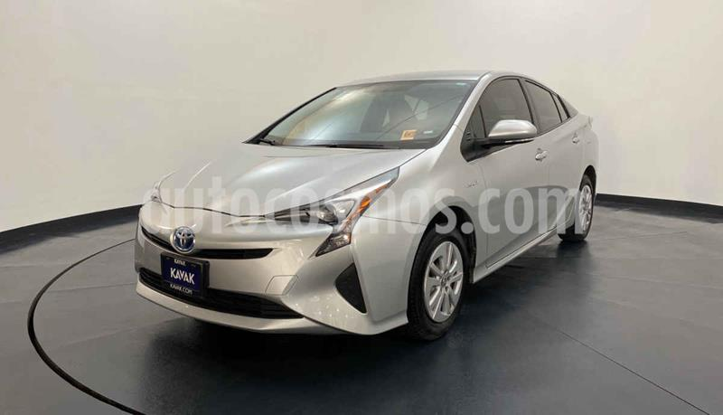 Toyota Prius BASE usado (2017) color Plata precio $292,999
