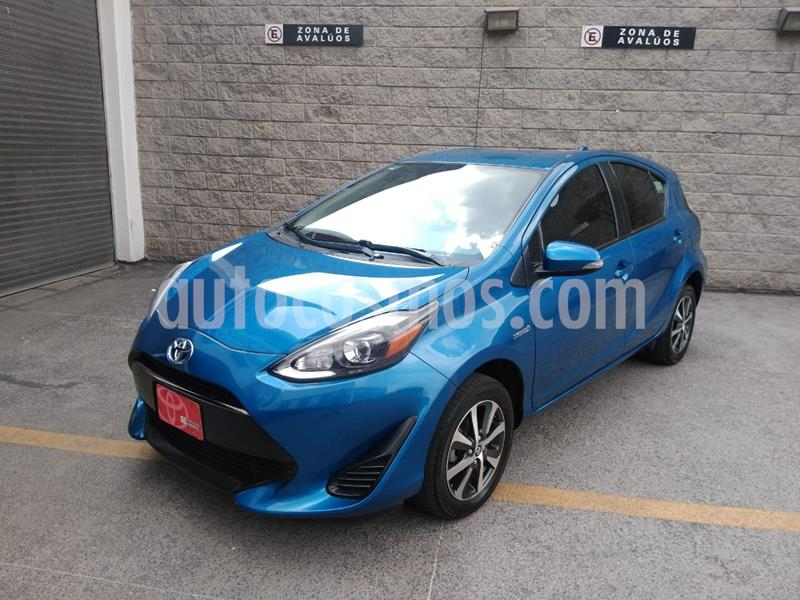 Toyota Prius Premium usado (2018) color Azul precio $265,000