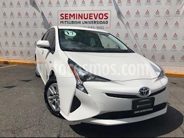 Toyota Prius BASE usado (2017) color Blanco precio $242,000