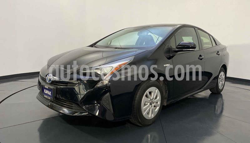 Toyota Prius BASE usado (2017) color Negro precio $319,999