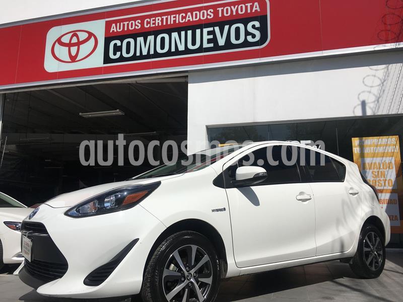 Toyota Prius BASE usado (2018) color Blanco precio $270,000