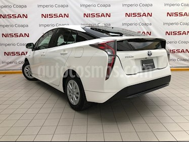 Toyota Prius BASE usado (2016) color Blanco Perla precio $240,000