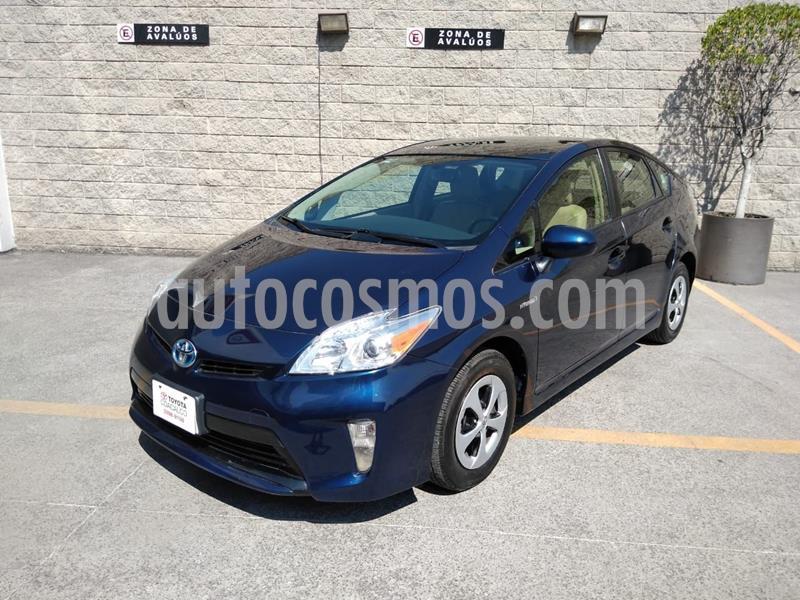 Toyota Prius Premium SR usado (2015) color Azul precio $235,000