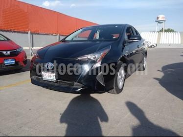 Toyota Prius BASE usado (2017) color Negro precio $260,000