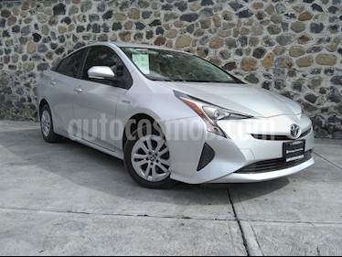 Toyota Prius Premium usado (2017) color Plata precio $285,000