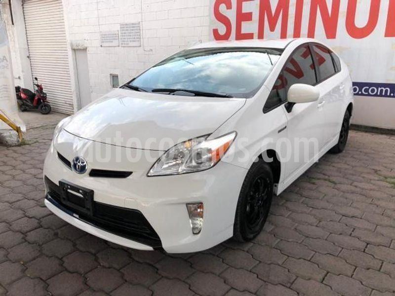 Toyota Prius BASE usado (2015) color Blanco precio $194,000