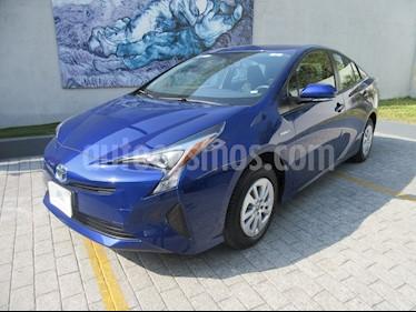 Toyota Prius BASE usado (2018) color Azul precio $299,000