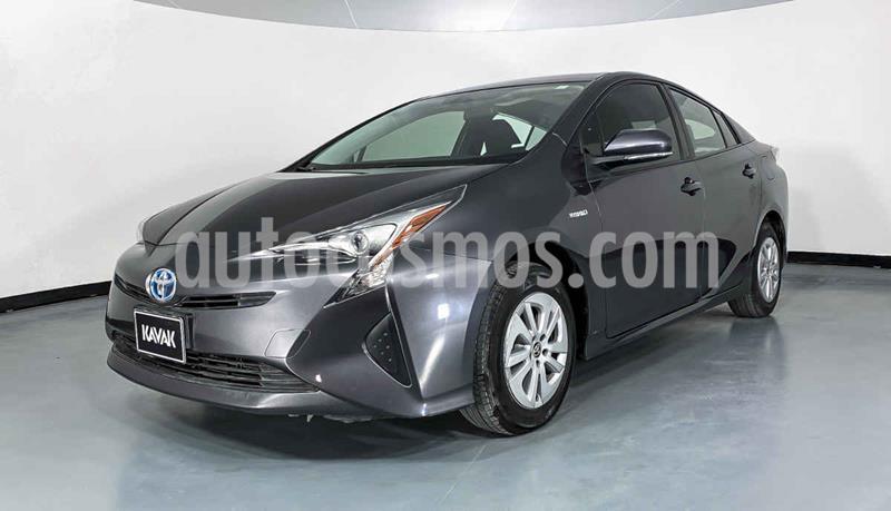 Toyota Prius BASE usado (2016) color Gris precio $292,999