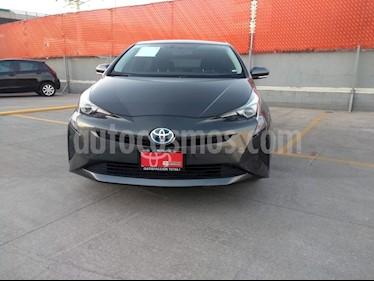 Toyota Prius BASE usado (2018) color Gris precio $325,000