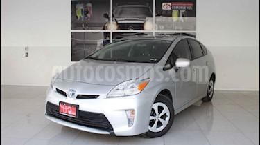 Toyota Prius 5p Base Hibrido L4/1.8 Aut usado (2015) color Plata precio $225,000