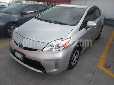 Toyota Prius BASE usado (2015) color Plata precio $245,000