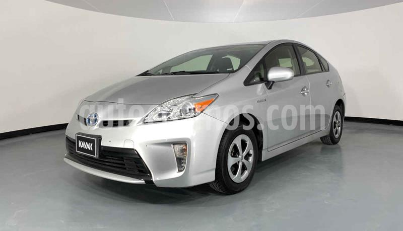 Toyota Prius BASE usado (2015) color Gris precio $207,999