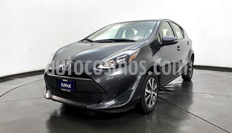 Toyota Prius 1.5L usado (2018) color Gris precio $282,999