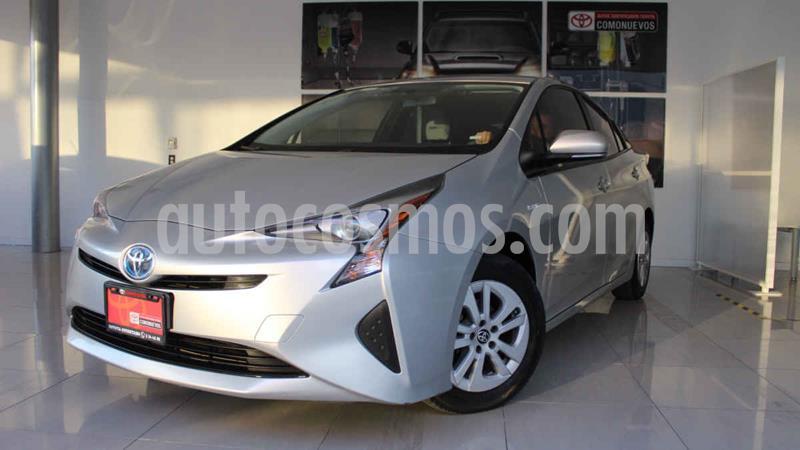 Toyota Prius BASE usado (2017) color Plata precio $270,000
