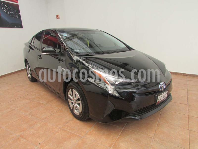 Toyota Prius Premium usado (2017) color Negro precio $320,000