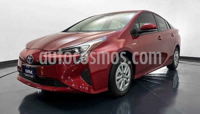 Toyota Prius BASE usado (2016) color Rojo precio $289,999