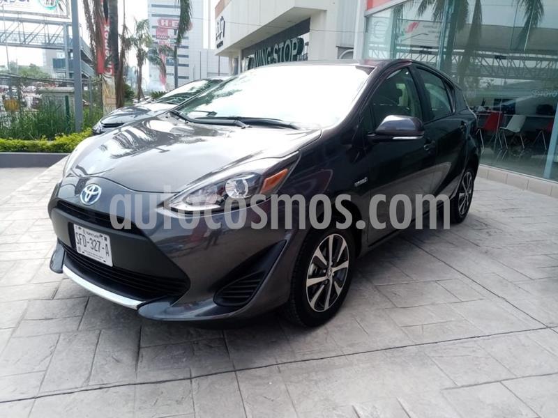 Toyota Prius Premium usado (2020) color Gris Oscuro precio $333,000