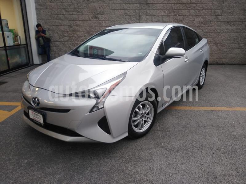 Toyota Prius Premium SR usado (2016) color Plata precio $242,000