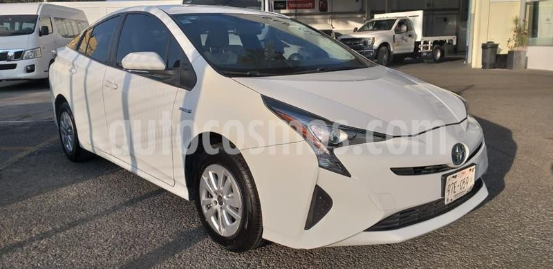 Toyota Prius BASE usado (2017) color Blanco precio $245,000