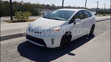 Toyota Prius 5p Base Hibrido L4/1.8 Aut usado (2015) color Blanco precio $225,000
