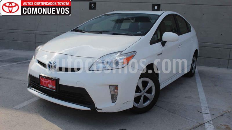 Toyota Prius BASE usado (2015) color Blanco precio $215,000